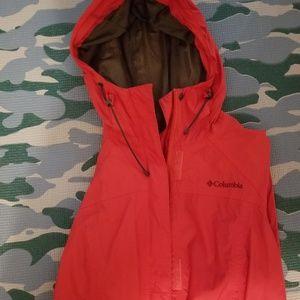 Woman Arcadia Rain Jacket